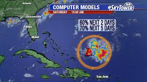 The Bahamas Map Invest 99l Organizes Southeast Of The Bahamas Will Stay Out To