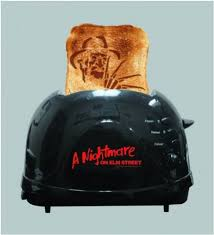 amazon black friday toasters a nightmare on elm street freddy krueger bread toaster a nightmare