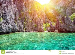 Beautiful Landscape Photos by Beautiful Landscape In El Nido Philippines Stock Photo Image