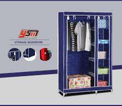 clothes cupboard foldable cloth cupboard mydeal lk best deals in town