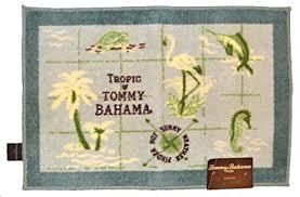 amazon com tommy bahama bath rug tropic of tommy bahama 28x20