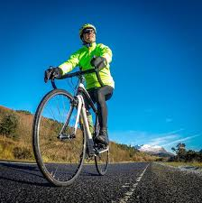 fluorescent waterproof cycling jacket simonwillis net a fluro bike jacket that fits pearl izumi