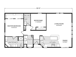 14 70 mobile home floor plan u2013 home design inspiration