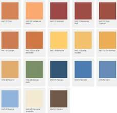 hacienda style color collection by ppg voice of color featuring