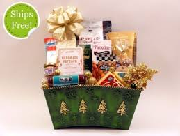 gift baskets with free shipping festive christmas gift baskets and gifts