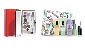 amazon clinique black friday deals clinique indulge in color set 6 piece gift bag only 32 50