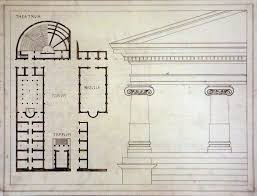 real finishes roman architecture