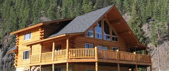 16x20 log cabin meadowlark log homes kootenai chalet meadowlark log homes