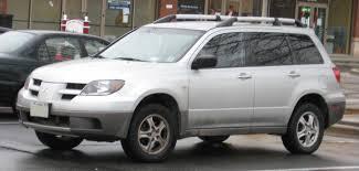 nice 07 mitsubishi outlander exhaust mitsubishi automotive