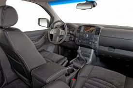 nissan navara 2013 interior nissan reveals more luxurious navara sv flagship model
