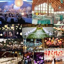 lanterne chinoise mariage aliexpress acheter led multicolore papier lanternes de