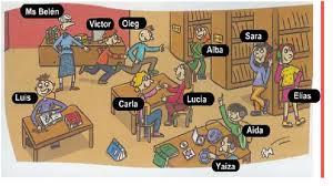 teaching present progressive u2013 a lesson idea u2013 clare u0027s elt compendium
