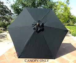Replacement Patio Umbrella Covers Garden Treasures Umbrella Cover Outdoor Umbrella Cover Replacement