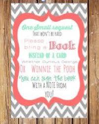 bring a book baby shower bring a book baby shower cimvitation