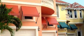 Clear Awnings For Home Weblon Coastline Awning Fabric By The Yard Trivantage
