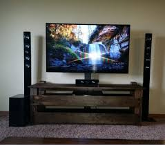 Diy Audio Equipment Rack 15 Diy Tv Stands You Can Build Easily In A Weekend U2013 Home And