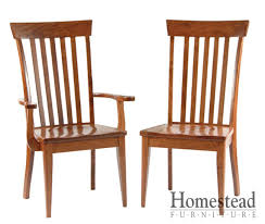 Shaker Dining Chair Shaker 304 Dining Chairs Homestead Furniture