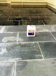 Slate Patio Sealer by Brazilian Slate Floor Stone Cleaning And Polishing Tips For