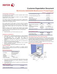 download free pdf for xerox workcentre 7245 multifunction printer