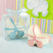 candles and favors baby carriage candle baby carriage baby shower candle favors