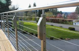 solar deck accent lights solar powered led accent lights designed for cable railing systems