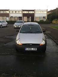 2006 ford ka 1 3 petrol very low mileage in borrowstounness