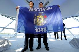 Jefferson State Flag Wedc Board Approves Foxconn Contract Which Includes Ceo U0027s