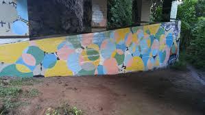 mural boz schurr visual artist mural under the pali