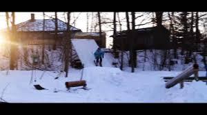 goldfish productions backyard skiing 2013 youtube