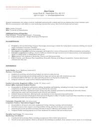 Sample Resume For Freshers Mba Finance And Marketing by Cover Letter Template For Mba Application