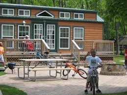 halloween city port huron kimball michigan cabin accommodations port huron koa