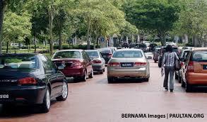 kereta range rover lama kuala lumpur parking bay charges increased by 150