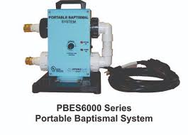 portable baptismal pools immersion heatersbaptistry heaters