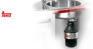 Teka Waste Disposal Kitchen Products Supplied And Provided By - Kitchen sink food waste disposer
