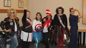 Spartan Cheerleader Halloween Costume Fargo Businesses Celebrate Halloween Inforum