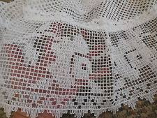 Jcpenney Lace Curtains J C Penney Lace Curtains Drapes Valances Ebay