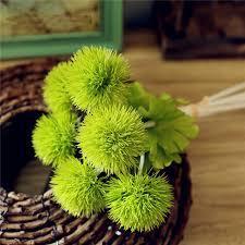 aliexpress com buy 1bunch 6pcs plastic prickly ball artificial