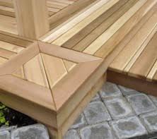 decking real wood cedar u0026 tropical kuiken brothers