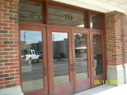 Transom Window Above Door Reproduction Of Storefront Windows Doors And Transoms For
