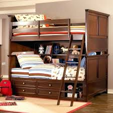 4 Bed Bunk Bed Loft Beds With Closet Underneath Best Project Bunk Bed Images On 3