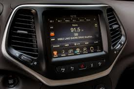 Jeep Cherokee Sport Interior 2017 Jeep Cherokee Our Review Cars Com