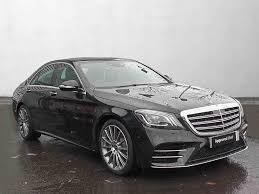 black and pink mercedes used cars from stratstone