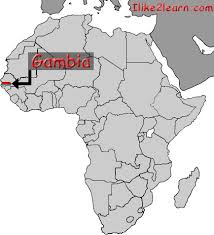 africa map gambia gambia gif