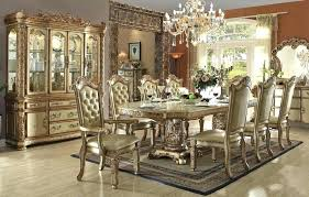 fancy dining room adorable elegant round dining room set fancy chairs table
