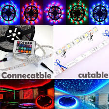 rgb led strip lights 12v 3528 5050 5m white 300 smd 12v led flexible strip light waterproof