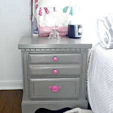 Gray Nightstands Best 25 Gray Nightstand Ideas On Pinterest Bedroom Decoration