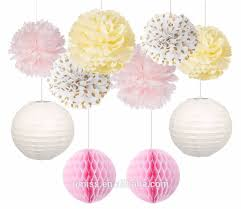 umiss 10pcs sale pink cream white marriage party decoration