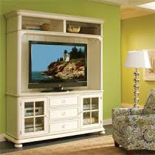 Hutch Theater Placid Cove 72 Inch Tv Console And Hutch I Riverside Furniture