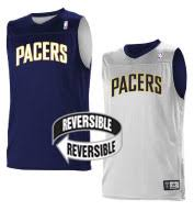 jersey design indiana pacers custom team nba indiana pacers adult reversible jersey