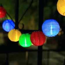 solar led light for globes lantern string lights outdoor solar globe led warm white fabric ball